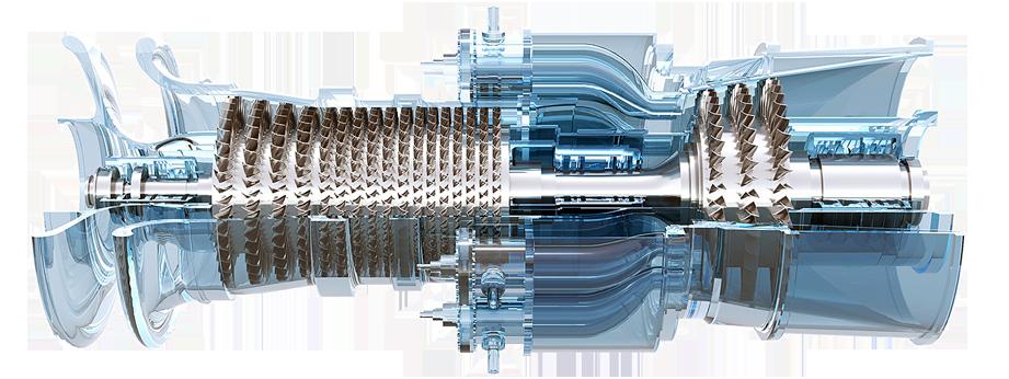 Gas Turbine Parts Amp Services